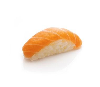 Sushis de saumon Sushi-saumon
